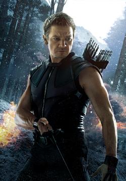 Hawkeye Poster AoU