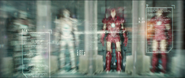 Iron Man Armors Mark I-IV (AoU Archive)