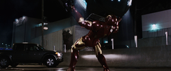 Iron Man Super Strength