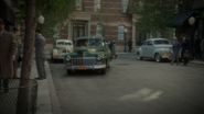 Stark's Car - Pulling Up to the Curb