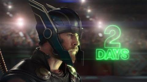 Thor Ragnarok - 2-Day Countdown