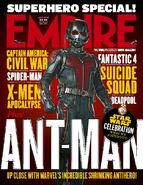 Ant-Man Empire cover