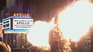 Apollo Theater BTS