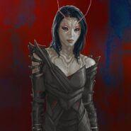 GotGV2 Concept Art Mantis 8