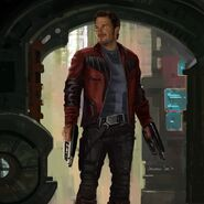 GotGV2 Concept Art Star Jacket