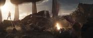 Spider-Man saves Iron Man (Endgame)