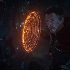 Strange descubre que los Guardianes no son aliados de Thanos.