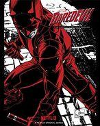 Daredevil S2 Blu-ray Alternate Cover