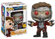 GOTG2 Funko Star-Lord mask