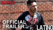 The Punisher (2019) 💀 2ª Temporada Tráiler Doblado Español Latino HD Netflix