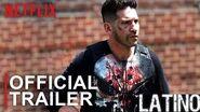The Punisher (2019) 💀 2ª Temporada Tráiler Doblado Español Latino HD Netflix