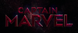 Captain Marvel (2019) Title Card