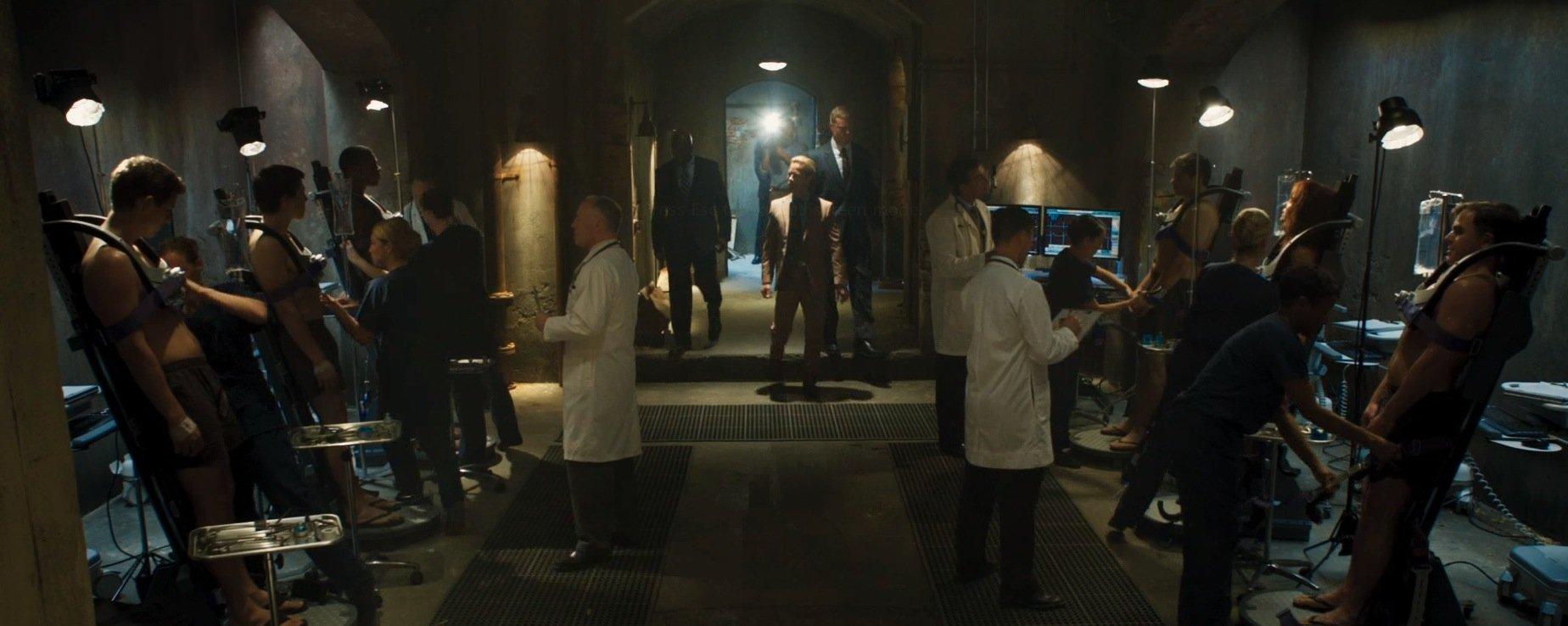 Extremis Iron Man 3 Extremis   Marvel Cine...