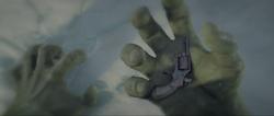 Hulk despierta en el suicidio