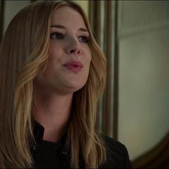 Carter se revela como la sobrina nieta de Margaret.