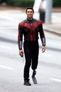 A&W Ant-Man Stunt Double