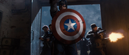 Captain America & Howling Commandos
