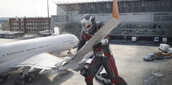 Giant-Man Airplane