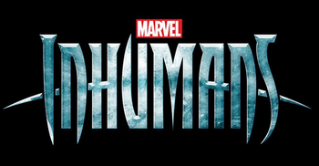 Inhumans TV series logo