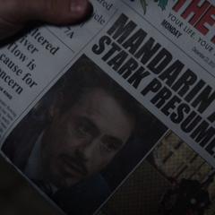 Stark es declarado muerto.