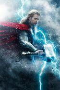 Thor Odinson TDW poster textless