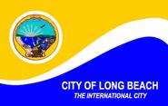 Flag of Long Beach
