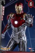 Iron Man Armor Mark XLVII - Movie Promo Toy