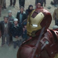 Stark salva a los civiles.
