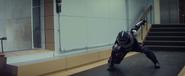 Taskmaster Superhero Landing