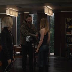 Thor aclara que Danvers le cae bien.