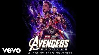 "Alan Silvestri - Five Seconds (From ""Avengers Endgame"" Audio Only)"