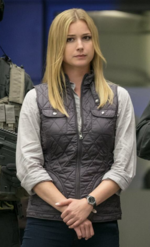 Sharon Carter CW