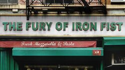The Fury of Iron Fist