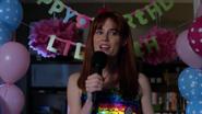 Trish singing