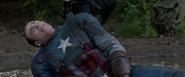 Bucky saves Cap (TWS)