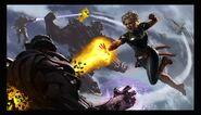 Captain Marvel concept art 1