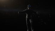Flint Space Helmet