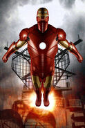 Iron Man 2008 concept art 22