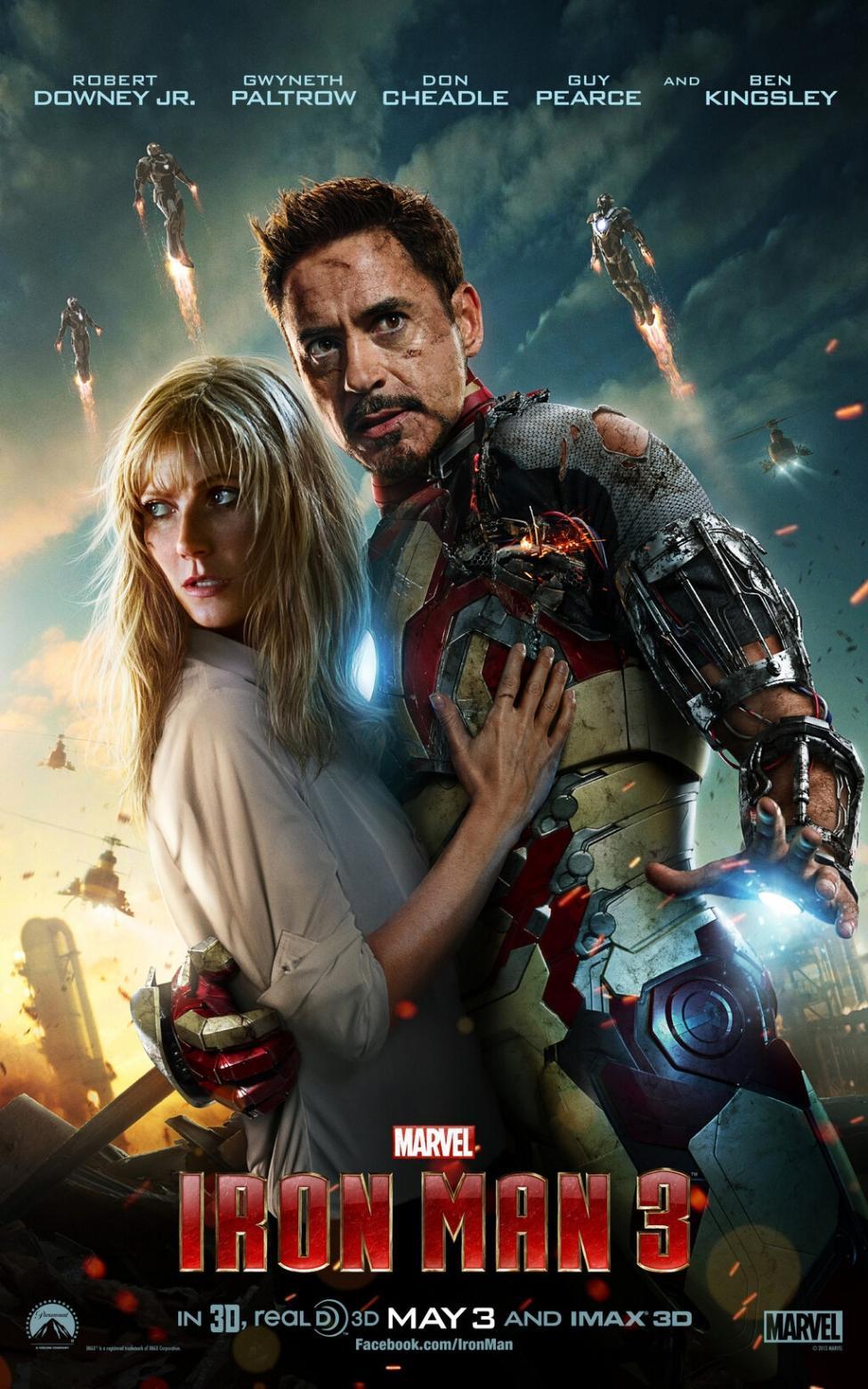 image - iron man 3 poster 3 | marvel cinematic universe wiki