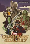 Phase Two Marvel's Guardians of the Galaxy