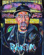 Rakim - Harlem's Paradise (by Olivia Odiwe)