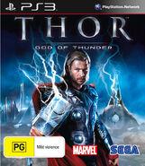 Thor PS3 AU cover