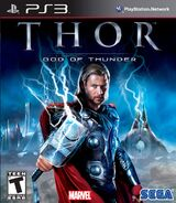 Thor PS3 US cover