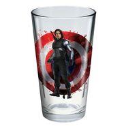 Civil War Winter Soldier glass