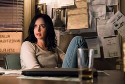 Jessica Jones S2 Jessica Office