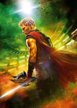 Thor Ragnarok - Póster sin texto