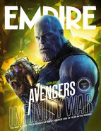 Empire March Cover IW 6