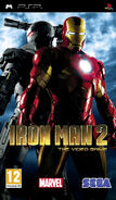 IronMan2 PSP EU cover