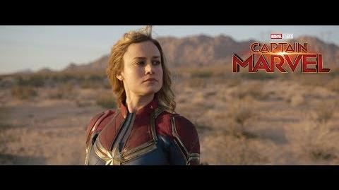 "Marvel Studios' Captain Marvel ""Rise"" TV Spot"