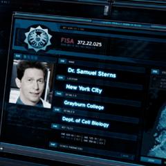 Sterns es descubierto por S.H.I.E.L.D.